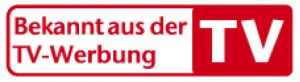Banner Bekannt aus der TV-Werbung