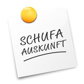 Schufa-Auskunft einholen