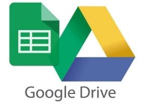 Google Drive Sheet kostenlos nutzen