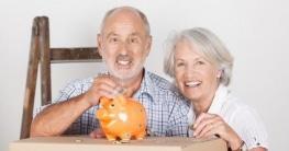 Auch als Rentner sind noch Kredite möglich