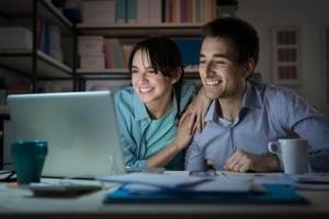 Kreditantrag einfach online stellen.