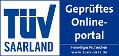 TÜV-Saarland-Geprüftes-Onlineportal-maxda-de