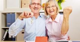Rentner Kredit für Hauskauf